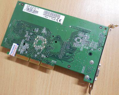ELSA GEM32T GLadiac MX GeForce2 MX AGP 32MB 128Bit VGA Retro Grafikkarte*g411