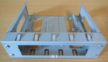 Chieftec Einbaurahmen 5,25 für 3,5 HDD Floppy Kartenleser Frontpanel* pz592