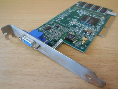 Matrox Millenium G200 G2DMILA 8D OE2 S26361D1114-V80 AGP 8MB VGA Grafikkart*g415