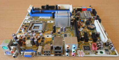 Asus IPIBL-LB Rev 1.01 HP Benicia 492774-001 Mainboard Sockel 775 G33 VGA* m937