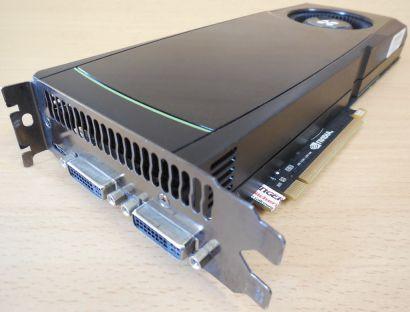 Club 3D CGNX-X5836 GeForce GTX 580 PCIe 1536MB GDDR5 384Bit miniHDMI 2X DVI*g419