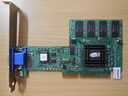 ATI Rage 128 Grafikkarte AGP 2x 32MB  Sub-D VGA* g38