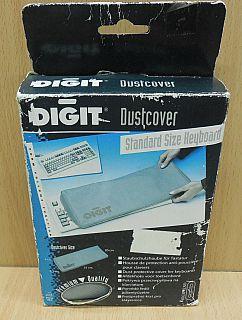 Digit Staubschutzhaube Tastatur Standard Größe Staubschutz IBM AT PC MF II*pz799