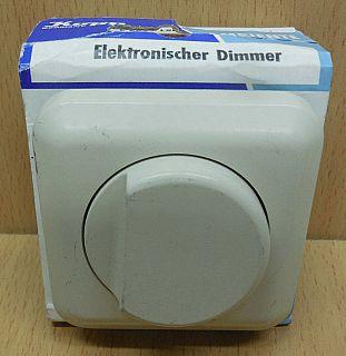 Kopp Ambiente creme weiß Elektronischer Dimmer 8051.0107.2 40 400W 230V* so852
