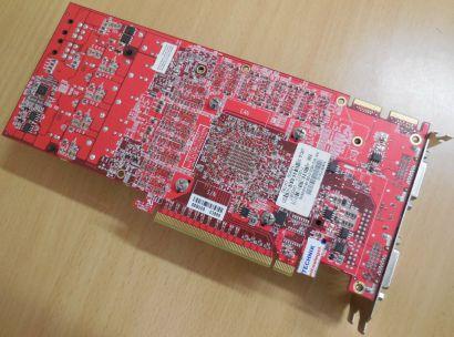 MSI R4870-T2D1G Radeon HD4870 1GB GDDR5 CrossFireX HDCP PCIe 2x DVI TV-Out* g426