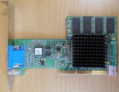 ATI Rage Fury Pro Xpert 2000Pro AGP 32MB PN1052-B4020 00030 VGA Grafikkarte*g429