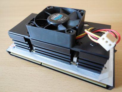 CPU Prozessor AMD Athlon 650 MHz AMD-K7650MTR51B A FSB200 512KB Slot A* c968