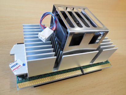 CPU Prozessor Intel Pentium II SL356 350 MHz FSB100 512KB Slot 1 Pentium 2* c969
