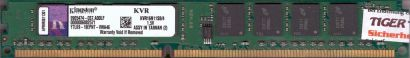 Kingston KVR16N11S8 4 PC3-12800 4GB DDR3 1600MHz CL11 9905474-037 A00LF RAM*r725