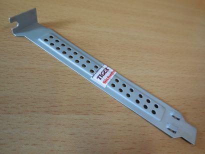 2x Stück Standard Slotblech Slot Blende Slotblende Abdeckung Gehäuse hinten*bl23