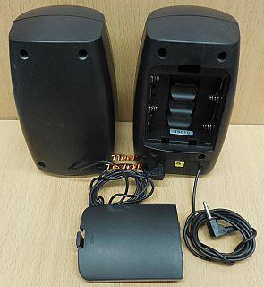 Sony SRS-A11 Active Speaker System PC Laptop Walkman Lautsprecher aktiv* pz806