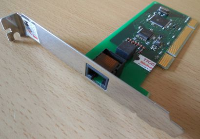 AVM FRITZ!Card PCI V2.0 ISDN Controller 9.00205.013 R34 LPNr. FCPCI2100202* nw31