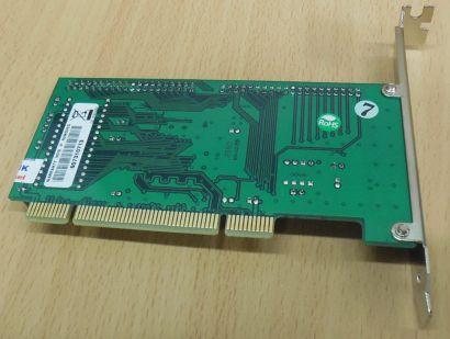 Exsys EX-3320 E IDE DMA 133 RAID 0 1 PCI Adapter Karte für 4 HDD NEU OVP* sk54