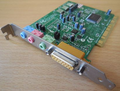 Creative CT4810 Labs Sound Blaster 128 PCI Soundkarte* s23