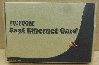 Realtek RTL8139D 10 100Mbps DSL LAN Netzwerkkarte Fast Ethernet PCI NEU OVP*nw85
