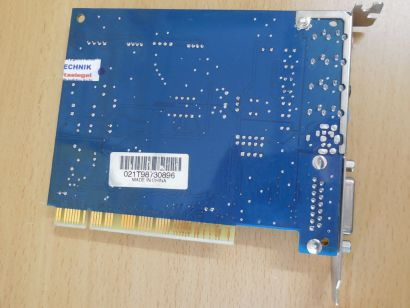 Creative CT4810 Soundkarte PCI Sound Blaster 128 bis Windows XP s25