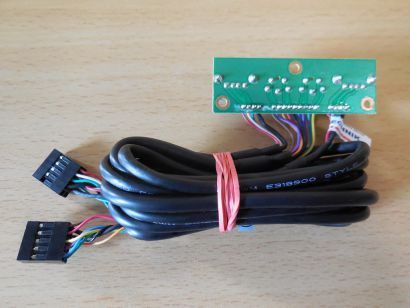 PC Gehäuse CSL Sprint Speed Art.12523 Front Panel RY-326 Audio 2x USB2.0* pz617
