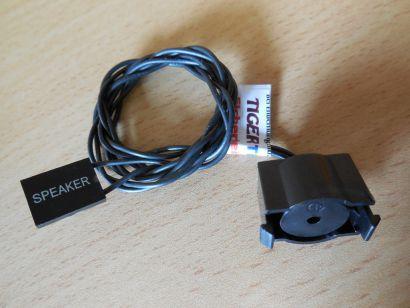 PC Gehäuse CSL Sprint Speed 12523 Mainboard System Lautsprecher+Halterung* pz618
