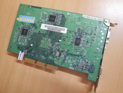 Medion MSI G4MX460 MS-8863 GeForce4 64MB 128Bit 2xVGA S-VHS-OUT Retro AGP* g436