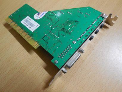 Forte Media FM801-AZ SP-801 Ver 2.3 DOS SoundBlaster PCI Audio Soundkarte* s34