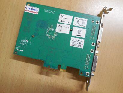 Matrox Millennium G550 G55MDDE32F 32MB 64Bit DDR DualHead PCIe 2xDVI Passiv*g438