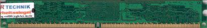 Kingston KVR800D2N5K2 2GB Kit 2x1GB PC2-6400 DDR2 800 99U5431-004 A00LF RAM*r739