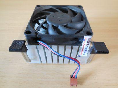 Acer HI.1110B.001 Rev.A Intel Sockel 478 CPU Kühler Prozessor Lüfter Alu* ck331