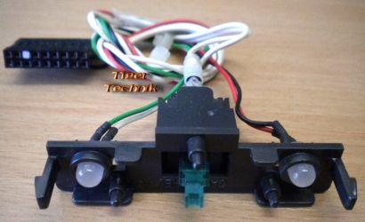 HP Compaq EVO Power Schalter LED HDD LED174682-002 F/10013908C Panel* pz08
