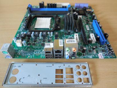 MSI MS-7646 Ver 1.0 Mainboard +Blende Medion AMD RX780 Sockel AM2 AM3 DDR3* m971