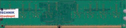 Kingston KVR800D2N6 1G PC2-6400 1GB DDR2 800MHz 99U5315-047 A00LF RAM* r747