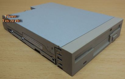 Fujitsu M2537M 19B Floppy Drive grau für PC Retro Diskettenlaufwerk* FL40