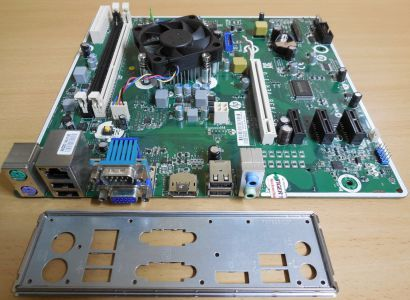 HP ProDesk 405 G2 Mainboard Blende AMD A8-6410 Radeon R5 754093 001 MS-7938*m980
