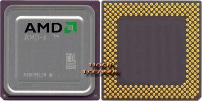 CPU Prozessor AMD K6 200ALR 200MHz FSB66 Sockel 7 AMD-K6-200ALR 32KB L1* c605