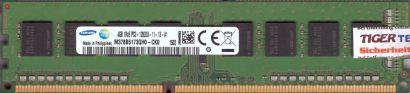 Samsung M378B5173QH0-CK0 PC3-12800 4GB DDR3 1600MHz Arbeitsspeicher RAM* r749