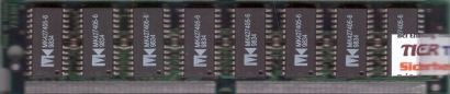 32MB EDO SIMM RAM PS 2 72 pin non-Parity Mostek MK427405-6 Arbeitsspeicher* r753