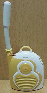 H+H MBF 1111 Babyruf Babyphone Hartig+Helling mit Ktec KA23D075030033G* so914