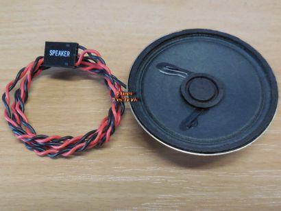 Computer PC Gehäuse Mainboard System Lautsprecher Speaker 8 Ohm 0.25Watt* pz835