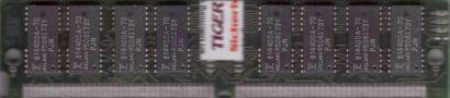 4MB FPM RAM PS 2 72 pin SIMM non Parity Fujitsu 814400A-70 Arbeitsspeicher* r766