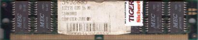 16MB EDO RAM PS 2 72 pin non-Parity MEC MV617405 DJ-60 Arbeitsspeicher* r768