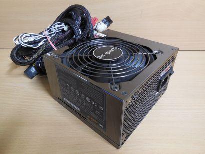 be quiet! BQT E5-500W 500Watt Computer PC Netzteil ATX2.2 SATA Molex PCIe*nt1513