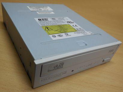 BTC DRW1116IM CD DVD RW DL Brenner IDE ATAPI Laufwerk beige* L498