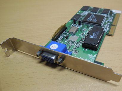 ATI Rage IIC ATI PN 109-52800-00 AGP 8 MB ATI Technologied INC Sub-D VGA* g50