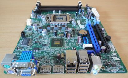 Dell Optiplex 7010 SFF Mainboard 0GXM1W RevA00 Sockel 1155 Intel Q77 DP VGA*m994