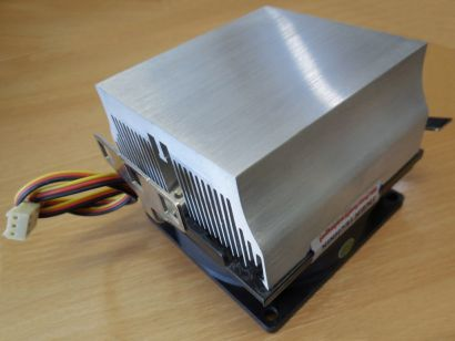 Cooler Master AMD 939 940 754 AM2 AM3 FM1 FM2 3-pol Aluminium CPU Lüfter* ck334
