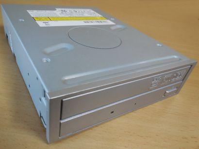 NEC ND-4550A CD DVD ROM RW Brenner Laufwerk ATAPI IDE Drive silber* L509