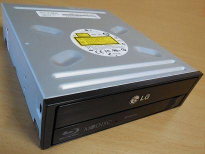LG BH16NS40 Blu-Ray Disc BD RW DVD ROM Laufwerk SATA Brenner schwarz M-DISC*L513