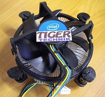 Intel E41759-002 Sockel 1150 1151 1155 1156 CPU Kühler Lüfter Alu+Kupfer* ck335