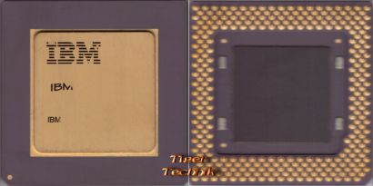 CPU Prozessor IBM 6x86 P166+ 133 MHz FSB66 Sockel 7 IBM26 6x86-2V7P166GE* c616