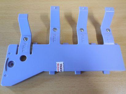 Chieftec CT-500A-1 Laufwerk Klipphalter fixiert bis zu 3 Laufwerke Lila* pz855