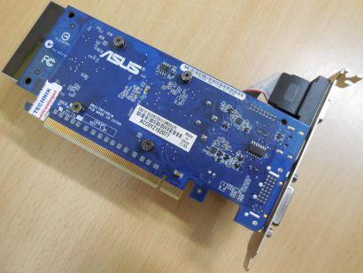 ASUS EN210 SILENT DI 512MD3 LP GeForce210 PCIe 512MB 64Bit DDR DVI VGA HDMI*g442